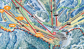 Mt Hood Trail Map Skytrac To Replace Aging Chairlifts At Mt Baker And Mt Hood