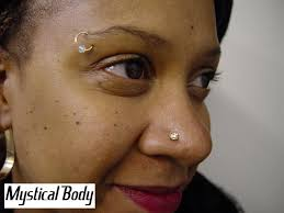 Eyebrow Piercing Without Jewelry Mystical Piercing Pictures Page 4
