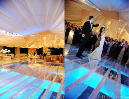 covered swimming pool dance floor check seating from posh check