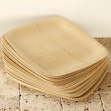 bamboo disposable plates disposable compostable bamboo steak plate in bulk buy bamboo