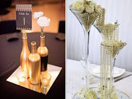Great Gatsby Centerpiece Ideas by Great Gatsby Wedding Centerpieces