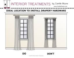 Diy Drapes Window Treatments Diy U0026 Ready Made Curtains Vs Custom Window Treatments Advice For