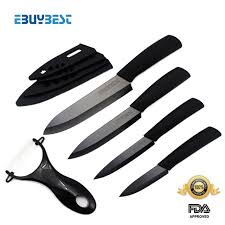 aliexpress com buy zirconia ceramic knife set 3