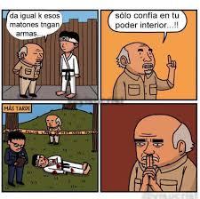 Meme Karate - karate meme subido por re100roba2 memedroid