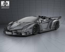 model lamborghini veneno lamborghini veneno roadster 2014 3d model in sport cars 3dexport