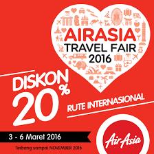 airasia travel fair airasia travel fair 2016 hadir di surabaya gemilang tours com