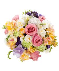 wedding flowers lebanon pastel mix wedding bridal bouquet in lebanon in blooms by