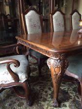 Henredon Dining Room Table by Henredon Dining Table Ebay