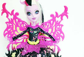 Halloween Monster High Doll Monster High Bonita Femur Doll Unboxing Freaky Fusion Youtube