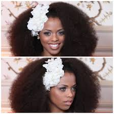 pictures of a black blowout hairstyle black hair that rocks for black brides my wedding nigeria