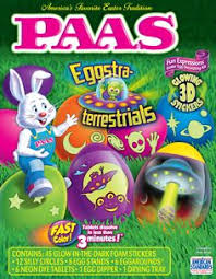 Easter Sunday Egg Decorating Kit by Paas Sparkling Glitter Easter Egg Decorating Kit 071169383693