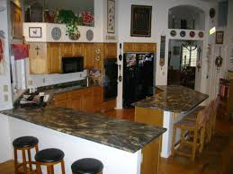 gallery countertop center