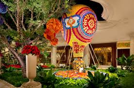 flowers las vegas from flowers to gingerbread the holidays are handcrafted at