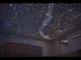 Fiber Optic Lighting Ceiling Fiber Optic Ceiling Led Light Ciel étoilé Sterrenhemel