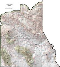 Douglas Arizona Map by Arizona Peaks 1 000 Feet Of Prominence And Higher Www Surgent Net