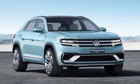 volkswagen suv 2015 top concept cars autonxt