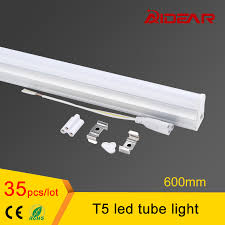 t5 fluorescent light fixtures promotion t5 light fixtures 600mm ac85 265v led fluorescent tube led