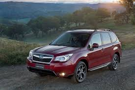 subaru forester off road bumper 2017 subaru forester which spec is best