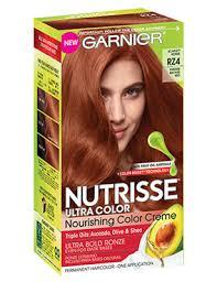 reddish brown hair color nutrisse ultra color reddish brown hair color garnier