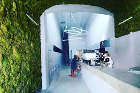 Hobbit Hole Washington by Downtown U0027s Newest Coffee Shop Is Basically A Hipster Hobbit Hole