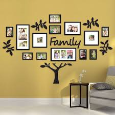 family frames for wall best 25 family tree wall ideas on