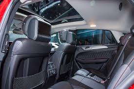 mercedes inside inside the 2016 mercedes gle class coupe 25 photos