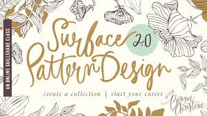 surface pattern design 2 0 design a collection start a career