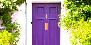 Colors For Front Doors by 8 Unusual Colors You Haven U0027t Considered For Your Front Door But