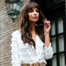Can You Get Hair Extensions For Bangs by Lucy Hale Hair Fake Bangs Jenna Dewan Trend Photos