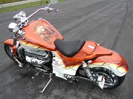motorcycle with corvette engine hoss truck images just bad bikes the