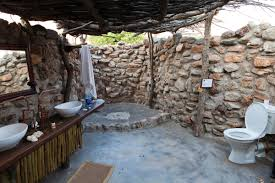Bathroom With Stone Tips On Making Outdoor Bathroom Ideas With Natural Style U2013 Outdoor