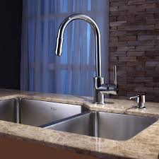 kraus kitchen faucet kraus single lever pull out kitchen faucet