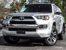 2014 used toyota 4runner limited at atlanta luxury motors serving