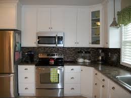 Stick On Kitchen Backsplash Backsplash At Lowes Pertaining To Kitchen Backsplash Lowes