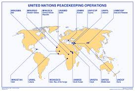 Where Is Monaco Located On A Map Peacekeeping Fact Sheet United Nations Peacekeeping