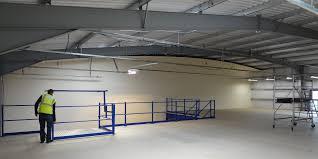 mezzanine floor regulations advanced commercial interiors