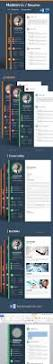 modern cv resume cv template cv resume template and curriculum