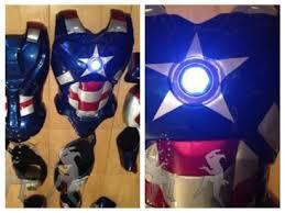 Iron Man Light Up Shirt Buy Or Build The Iron Man Armor Costume Real Iron Man Suit U2014 The