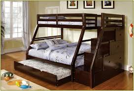 Queen Size Bunk Beds With Trundle  Inspiring Queen Size Bunk Beds - Size of bunk beds