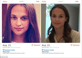 Ava Sessions Tinder Users At Sxsw Duped By Swedish Actress Promoting Ex Machina