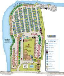Pa Road Map Gettysburg Campground Camping In Gettysburg Pennsylvania