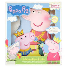 peppa pig cake peppa pig celebration cake asda groceries