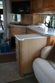Kitchen Cabinet Appliance Garage by 107 Best Gmc Rv Images On Pinterest Gmc Motorhome Rv And Campers