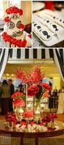 v286 our muse red black and white statement wedding lindsay
