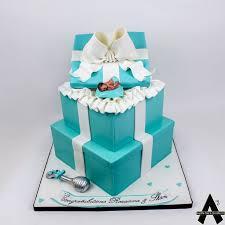 Tiffany Blue Baby Shower Cake - 10 best baby shower cakes images on pinterest baby shower cakes