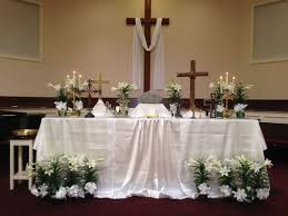 Ideas For Easter Decorations For Church by 171 Best Church Decorations Images On Pinterest Church Ideas
