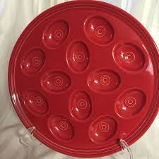 fiestaware egg plate 659 best depression era dinnerware images on