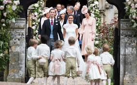 pippa middleton u0027s wedding featured a beautiful drawing by her