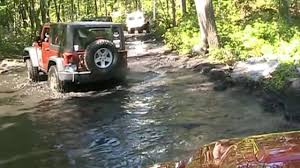 jeep bandit stock 3rd gen tacoma stock green trails at rausch creek youtube