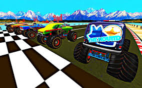 monster truck racing games free download offroad monster truck racing highway driving 3d apk download